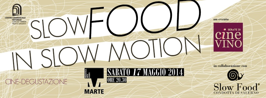 Slow food in Slow Motion